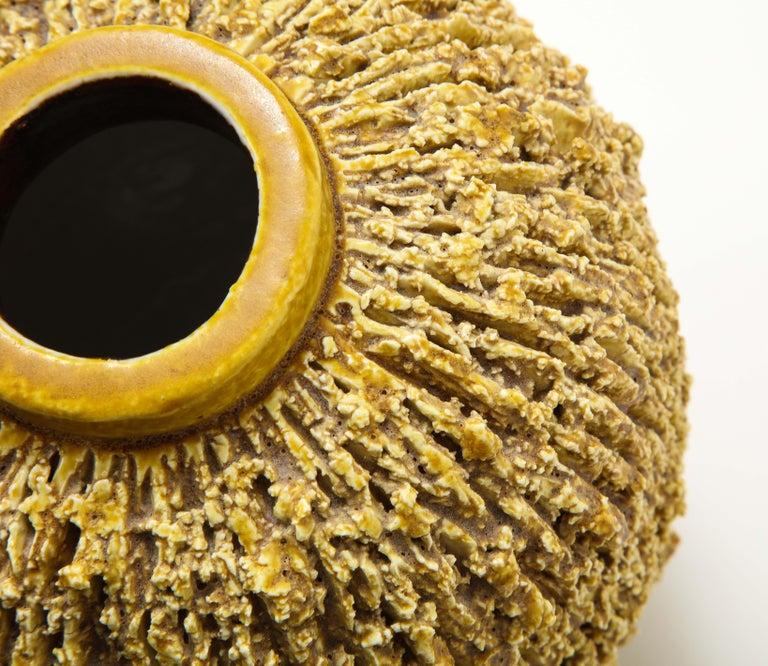Ceramic Gunnar Nylund Yellow