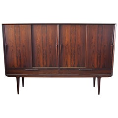 Gunni Omann Rosewood Sideboard, 1960s