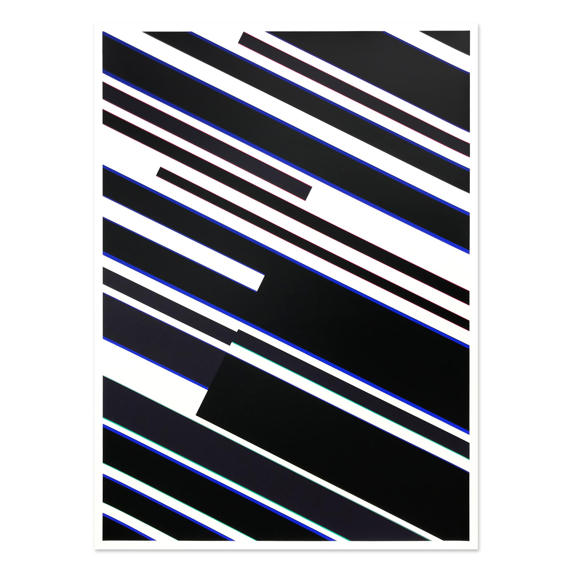 Skansion (from Farbbewegungen), Geometric Abstraction, Constructivism