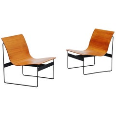 Günter Renkel Rego Lounge Chairs, Germany, 1959