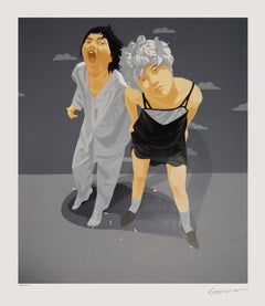 Guo Wei, Chambre ave nuage No.3