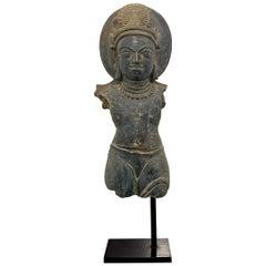Gupta Empire Torso of Vishnu
