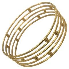 Gurhan Yellow Gold Bracelet