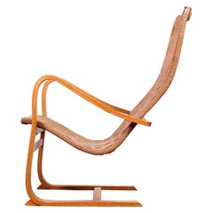 Gustaf Axel Berg Lounge Chair, 1940s