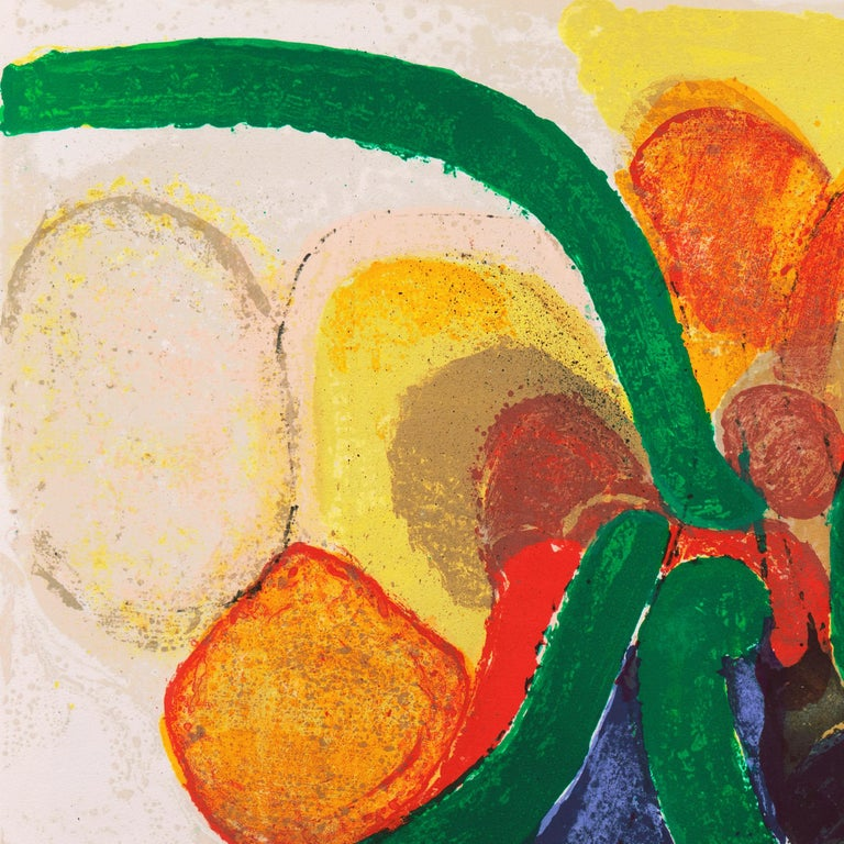 Organic Abstract Composition For Sale 8