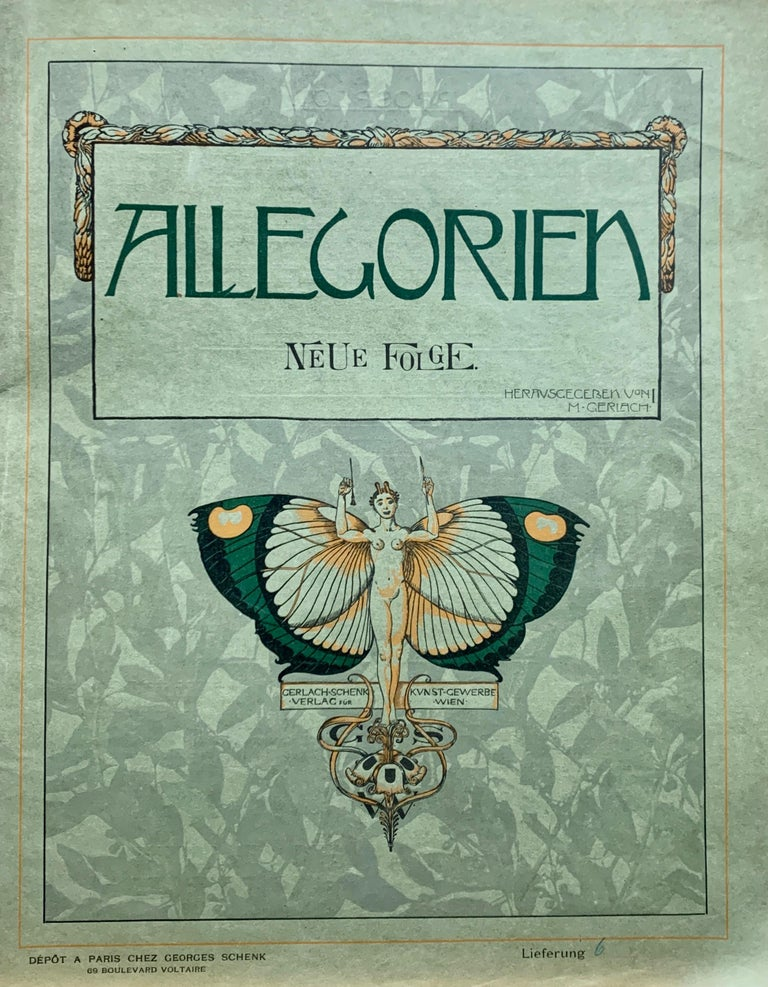 Allegorien, volumes 1-7 For Sale 7