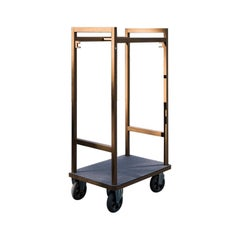 Gustav, Award winning Premium Sustainable Luggage Trolley