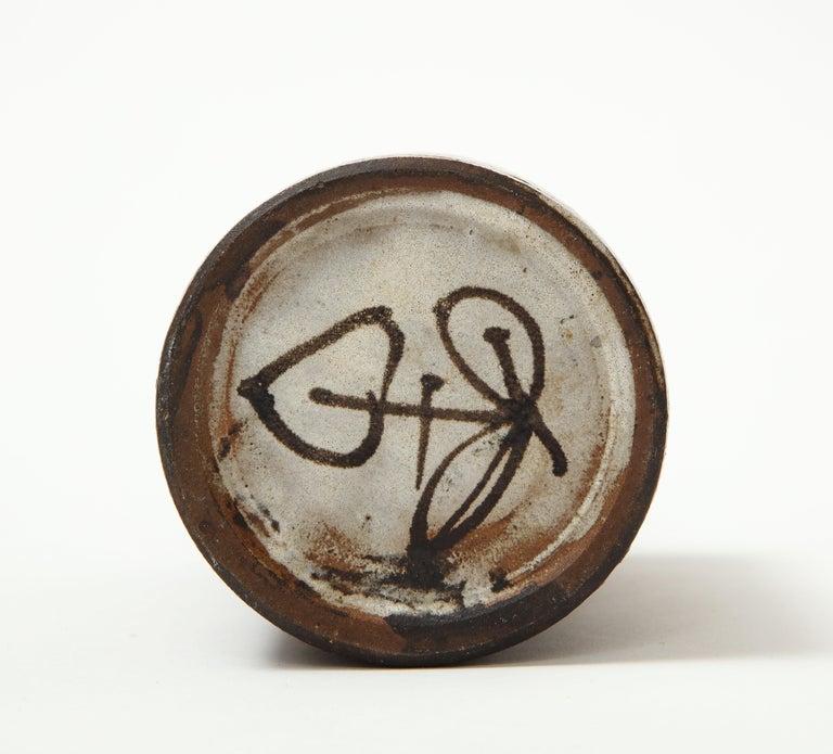 Gustave Raynaud Ceramic Mug, France, circa 1960 For Sale 2