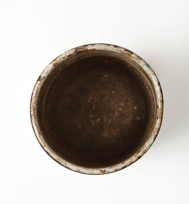 Gustave Raynaud Ceramic Mug, France, circa 1960 For Sale 3