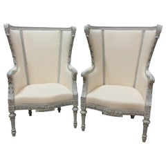 Gustavian Berger Chairs
