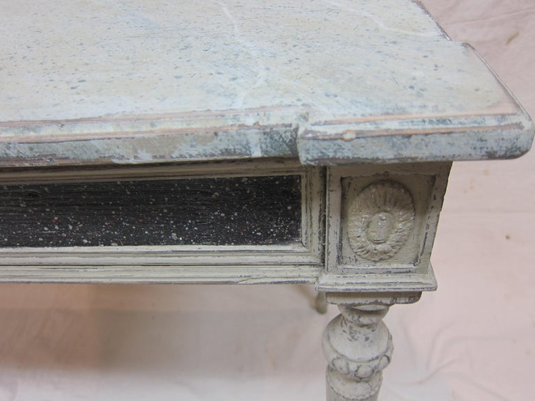 Gustavian Console Table For Sale 6