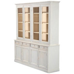 Gustavian Cupboard, 19th Century