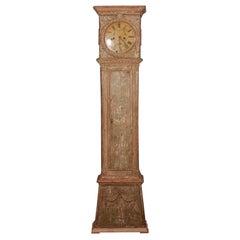 Gustavian Longcase Grandfather Clock