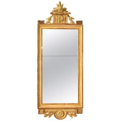 Gustavian Mirror Attributed to Joseph Schürer