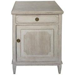 Gustavian Style Bedside Cabinet