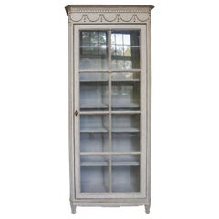 Gustavian Style Cabinet