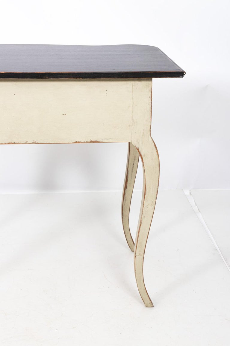 Gustavian Style Console Table For Sale 4