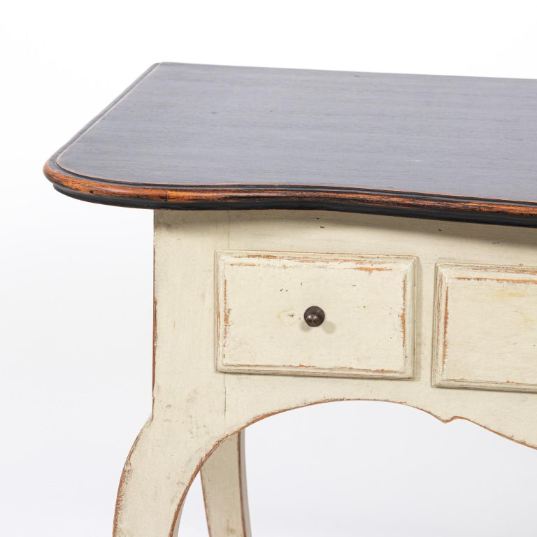 Gustavian Style Console Table For Sale 6