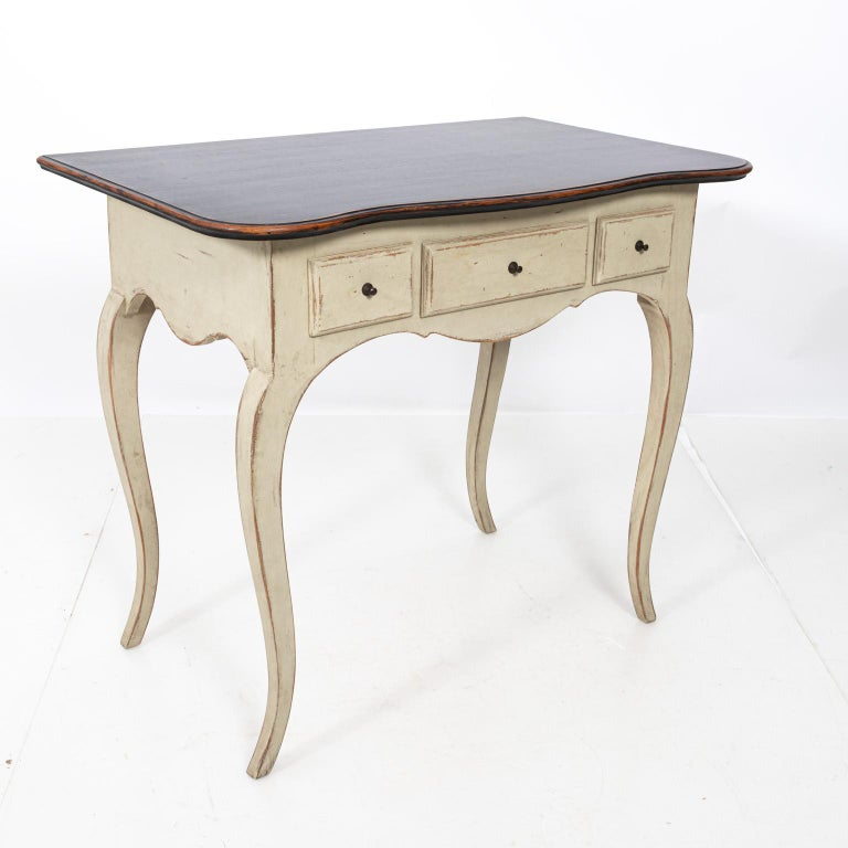 Gustavian Style Console Table For Sale 1