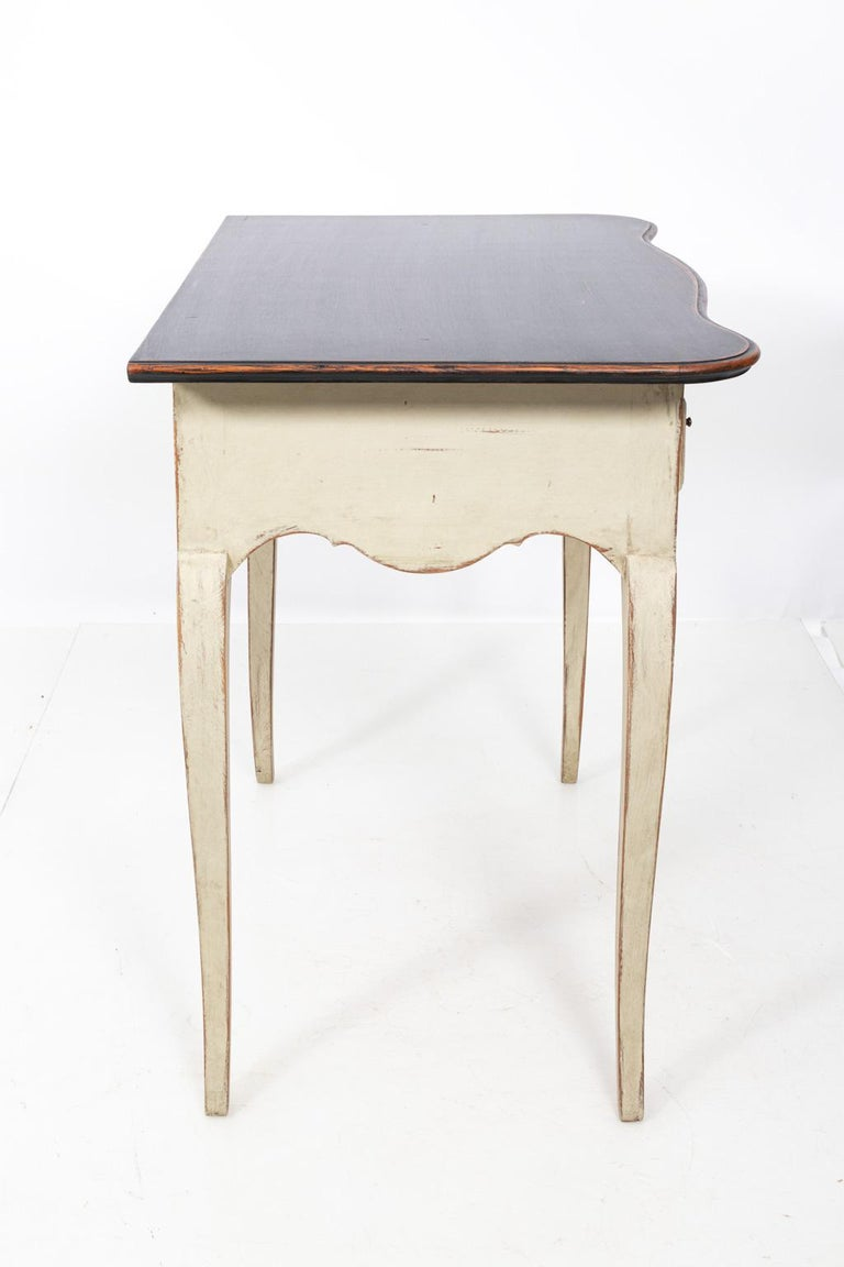 Gustavian Style Console Table For Sale 2