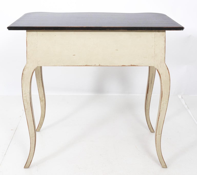Gustavian Style Console Table For Sale 3