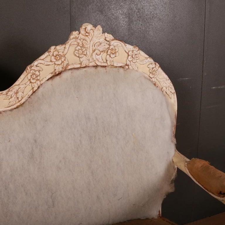 Gustavian Swedish Sofa For Sale 1