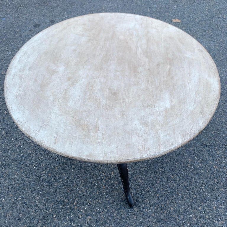 Gustavian Tilt-Top Pedestal Table, Sweden For Sale 3