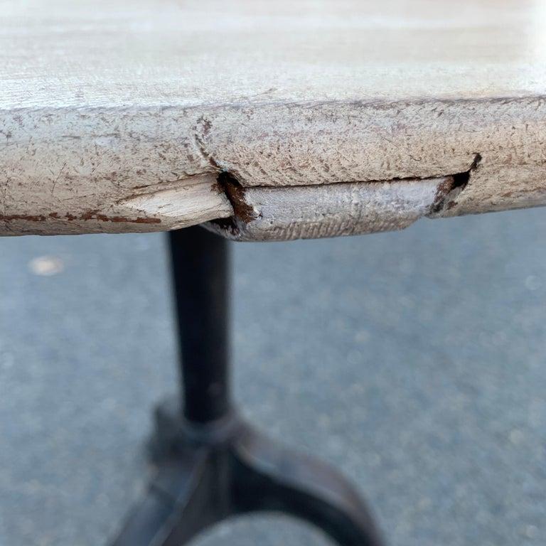 Gustavian Tilt-Top Pedestal Table, Sweden For Sale 6