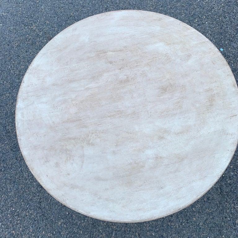 Gustavian Tilt-Top Pedestal Table, Sweden For Sale 12