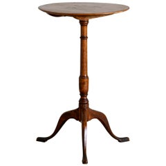 Gustavian Tripod Table