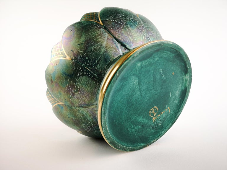Gustavsberg Art Deco Bowl Josef Ekberg For Sale 1