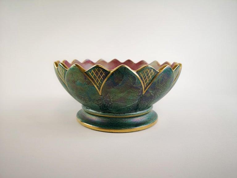 Gustavsberg Art Deco Bowl Josef Ekberg For Sale 2
