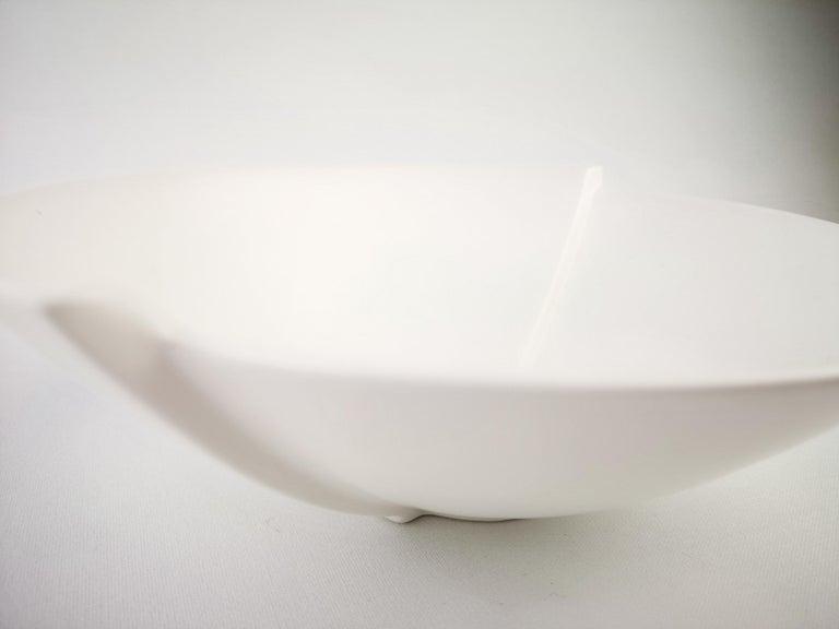 Stoneware Gustavsberg Ceramic Bowl Surrea Wilhelm Kåge For Sale