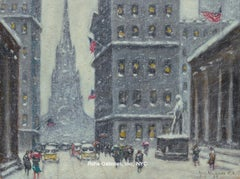 Wall Street Winter