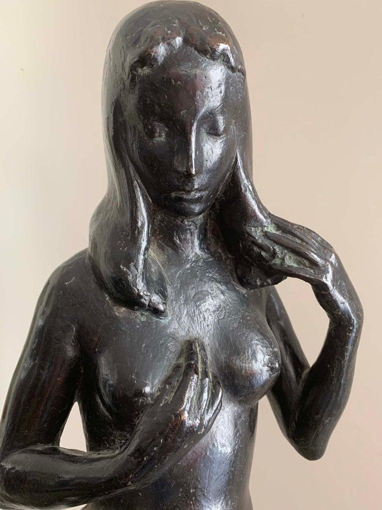 Venus - Sculpture by Guy Charles Revol