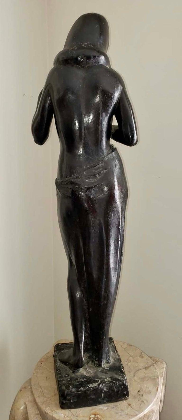 Venus - Art Deco Sculpture by Guy Charles Revol