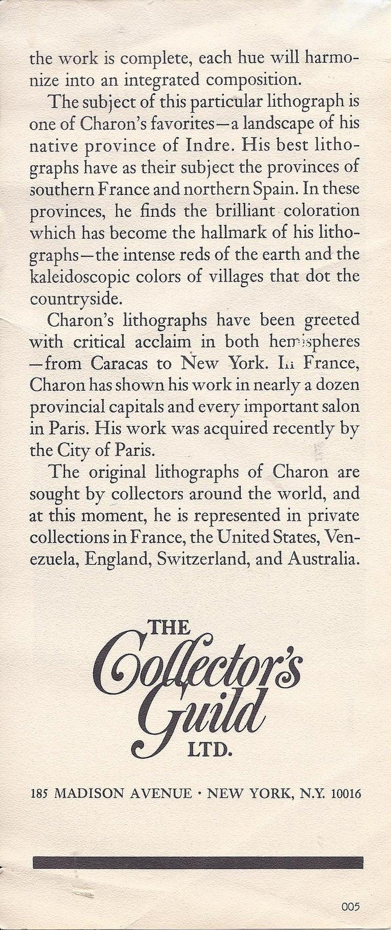 'Landscape with Village', Paris, Salon d'Automne, Musée d'Art Moderne For Sale 8