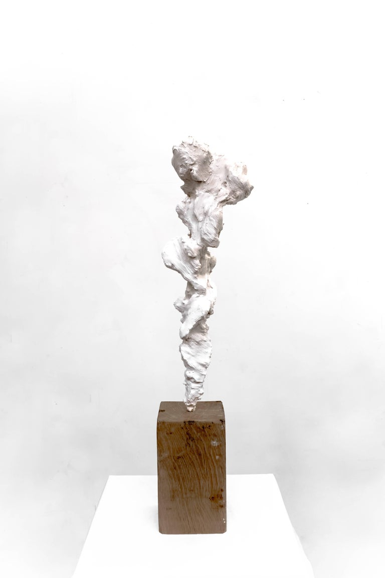 Small Totem White no. 4