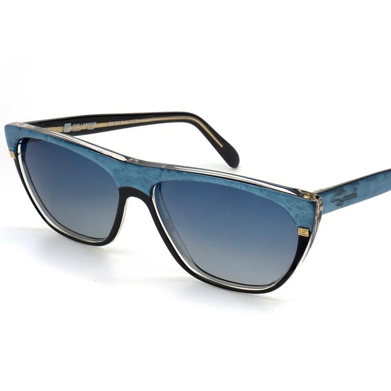 Guy Laroche 80s vintage sunglasses In New Condition For Sale In Feasterville Trevose, PA