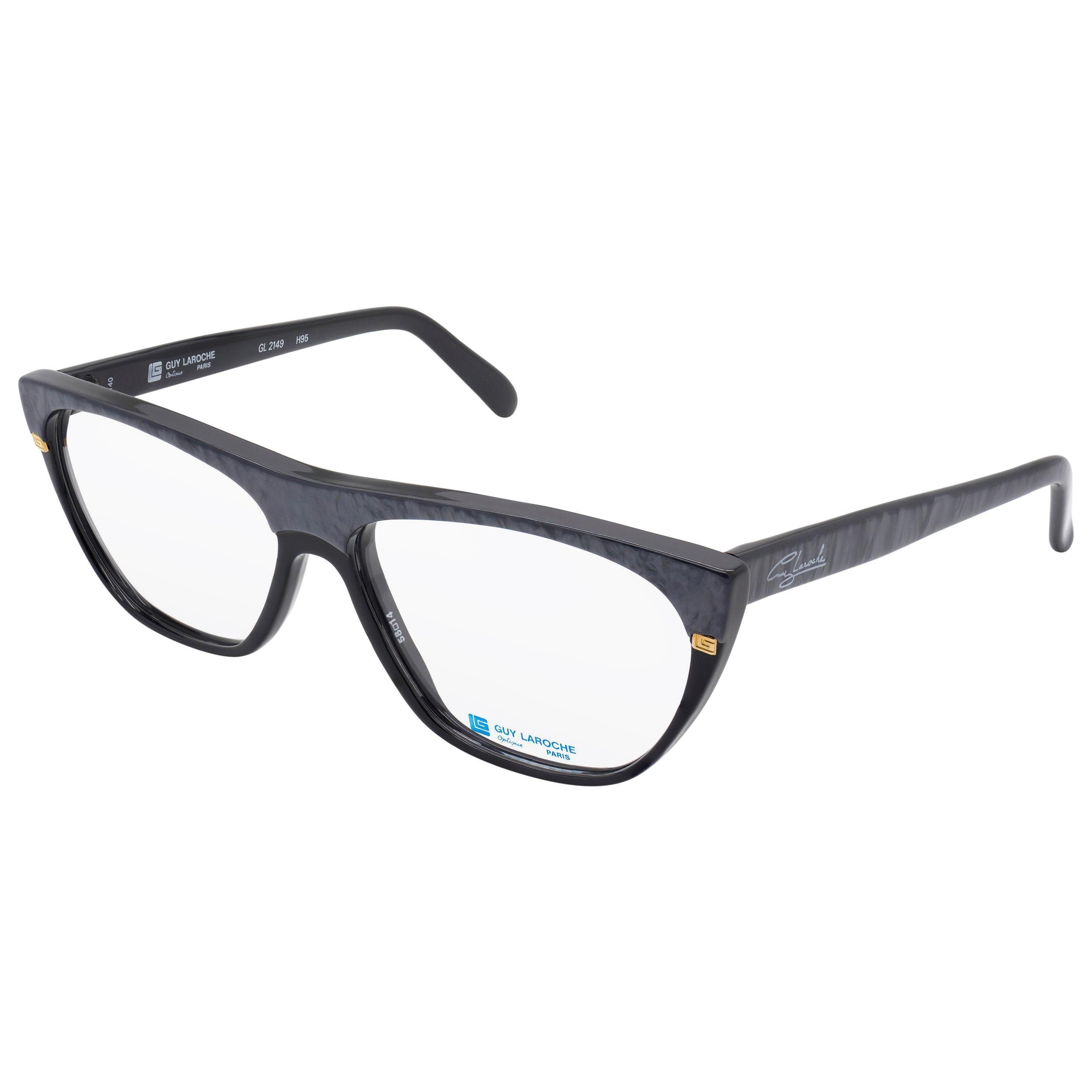 Guy Laroche eyeglasses for women, France 80s