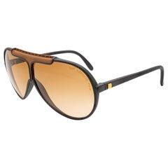 Guy Laroche vintage aviator sunglasses, made in France
