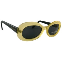 Guy Laroche Vintage Joyce Bicolour Sunglasses