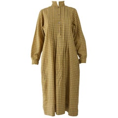 Guy Laroche Vintage Oversized Tweed Dress