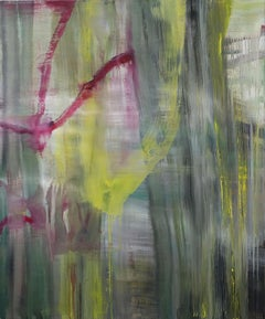 III (Norgous Bey's series) - Contemporary painting, abstract