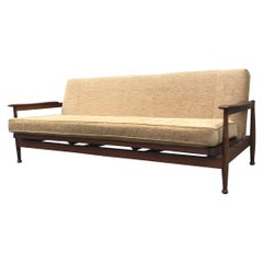 Guy Rogers 3-Seat Sofa/Daybed by Eric Pamphilon and George Freyer /1960s Daybed