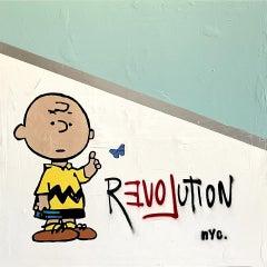 REVOLUTION, Charlie Brown
