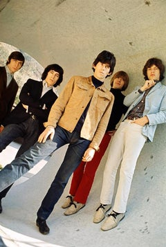 The Rolling Stones, Concrete Tube
