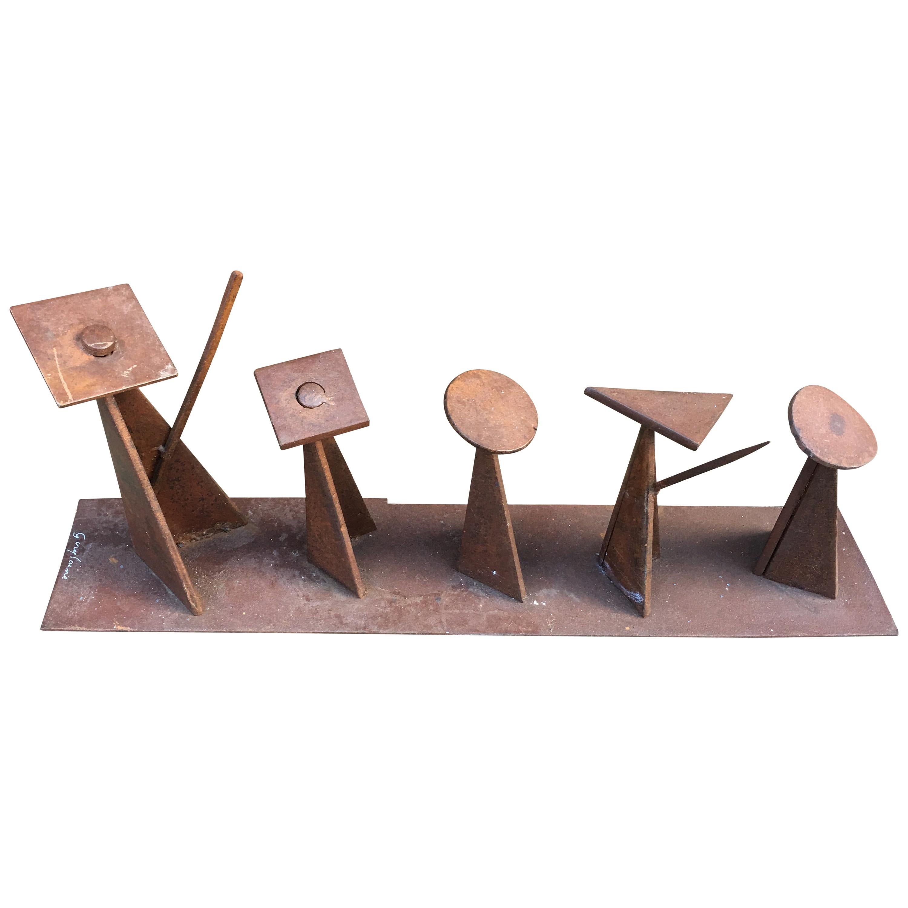 """Guylaine Guy """"Procession"""", Assembly of Metals"""