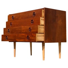 G.V Gasvis Chest of Drawers, Denmark, 1960s