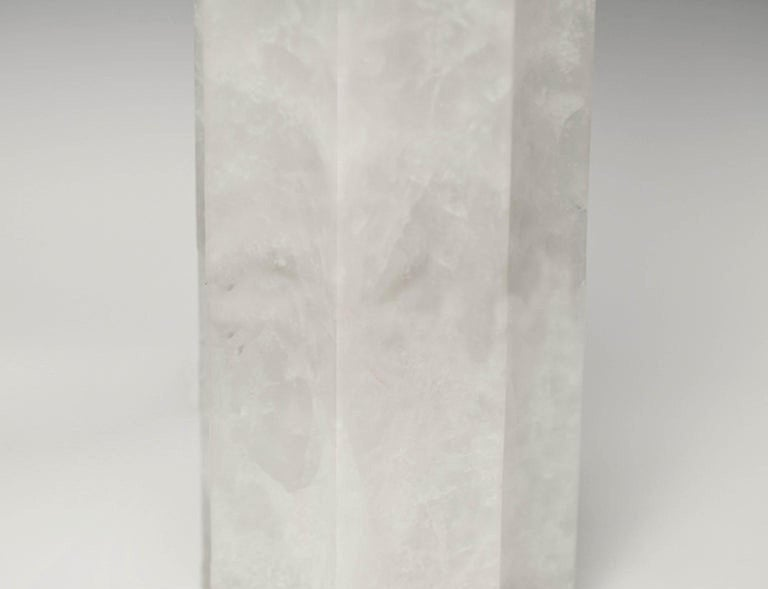 GWN Rock Crystal Lamps by Phoenix For Sale 1